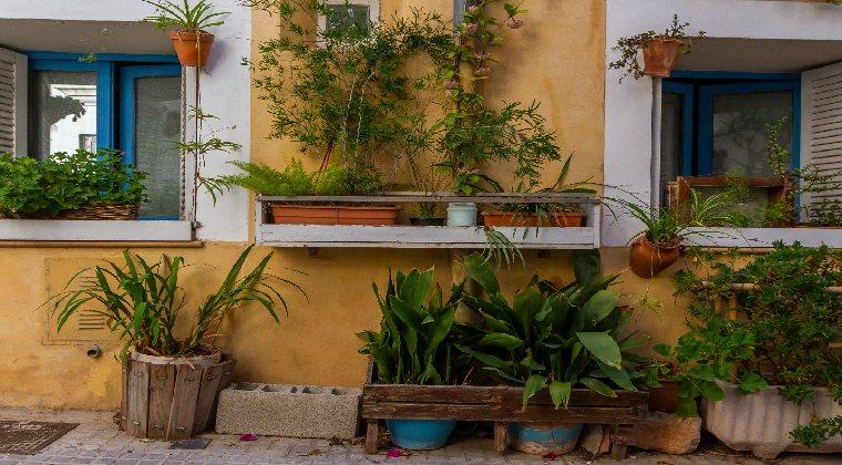 Palma Sehenswürdigkeiten Viertel Santa Catalina