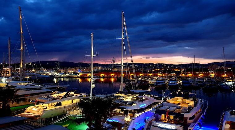 Palma de Mallorca Yachthafen