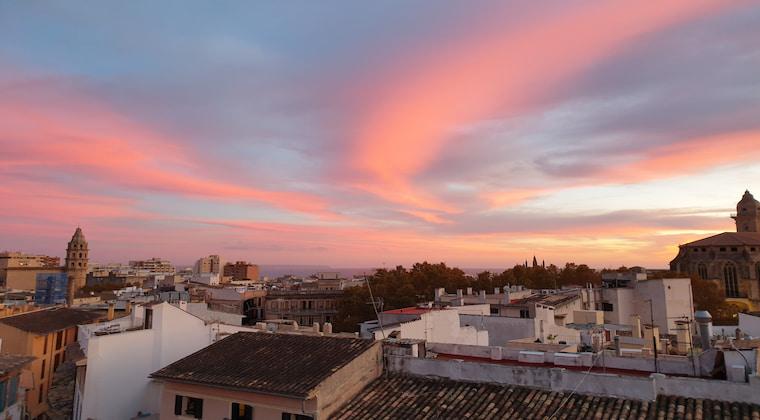 Ausblick Hotel Palma Suites Mallorca