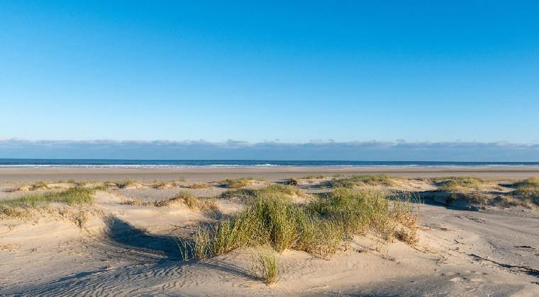 Insel Norderney Sandstrand