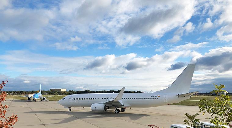 Flugzeugausflottung bei TUI fly