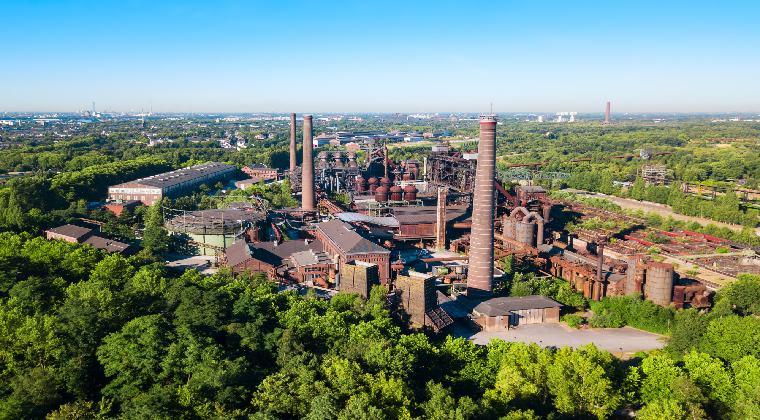 Duisburg Ruhrpott Landschaftspark