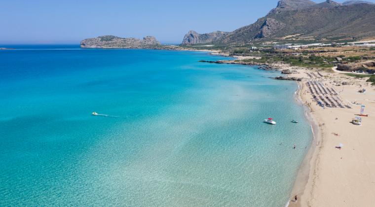 Falassarna Beach Kreta