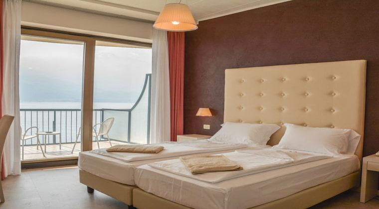 Gardasee Hotel Astor Zimmer