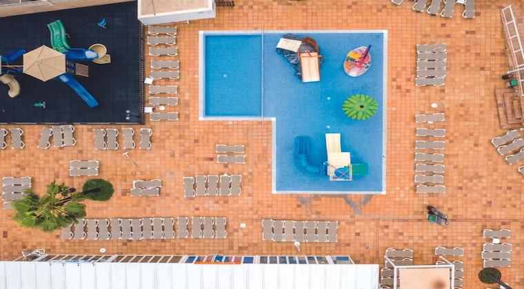 Ibiza TUI SUNEO Caribe Hotelanlage