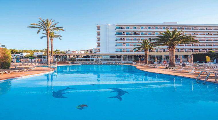 Ibiza TUI SUNEO Caribe Hotelanlage mit Pool