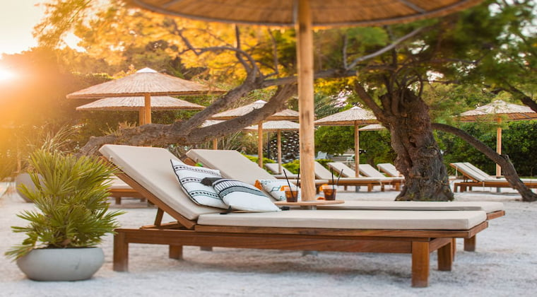 TUI SUNEO Supetar Lounge und Beachbar