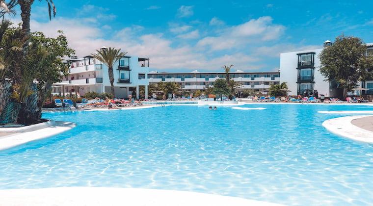 Lanzarote TUI SUNEO El Trebol Pool