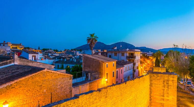 Alcudia Stadtmauer