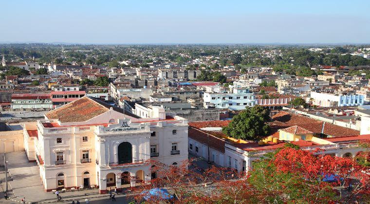 Santa Clara auf Kuba