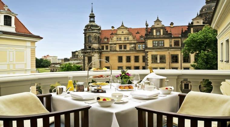 Dresden Frühstück Kempinski