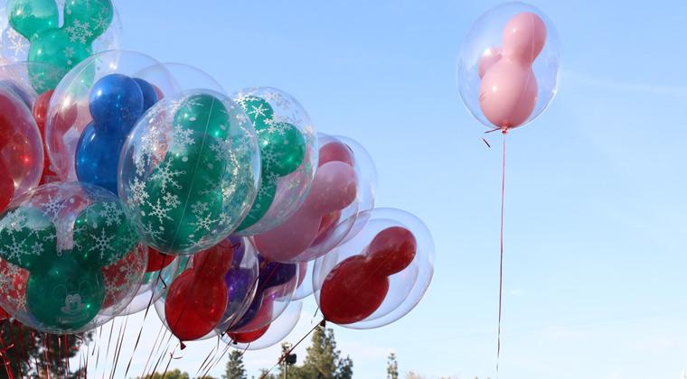 Freizeitparks USA Ballons mit Disney
