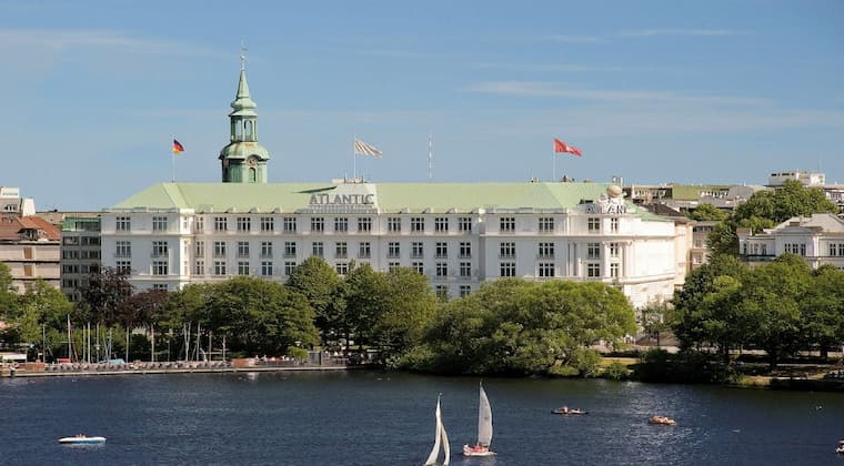 Hamburg Alster Hotel Atlantic