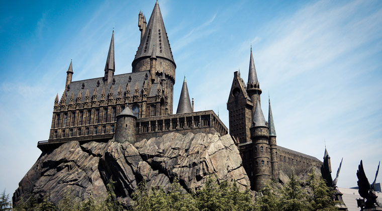 Hogwarts: Schule der Hexerei und Zauberei aus Harry Potter