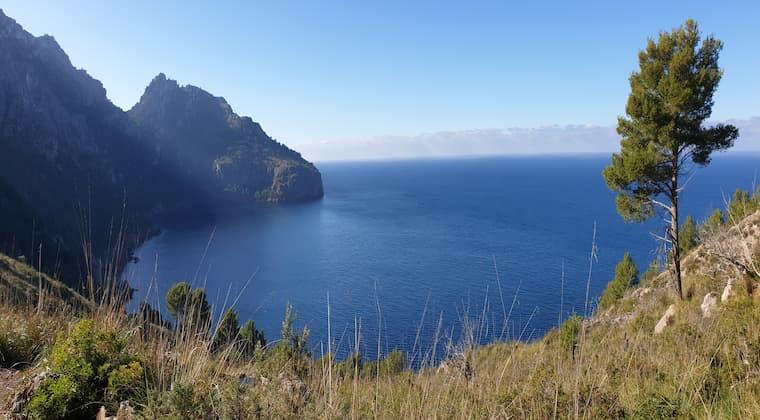 Wandern auf Mallorca ab Cala Tuent