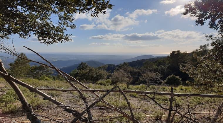 Mallorca Wandern zum Castell d´Alaro