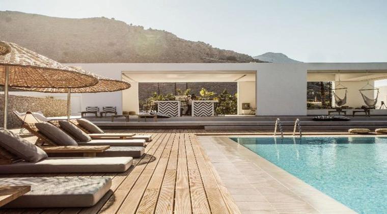 Griechenland Rhodos Casa Cook Rhodes Pool