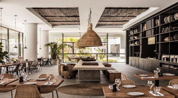 Griechenland Rhodos Casa Cook Rhodes Restaurant