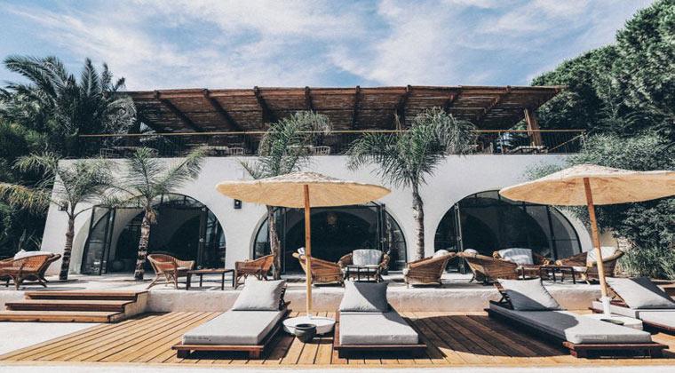 Türkei Club Marvy Pool und Liegen