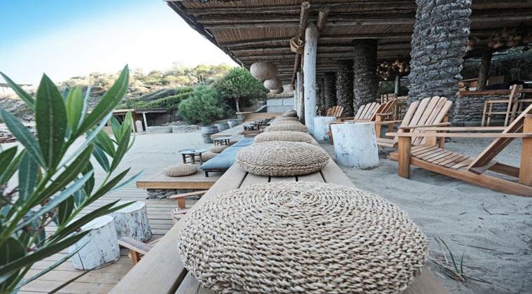 Türkei Club Marvy Boho Beach Bar