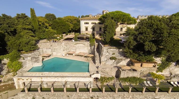 Flitterwochen Europa: Italien Toskana Hotel