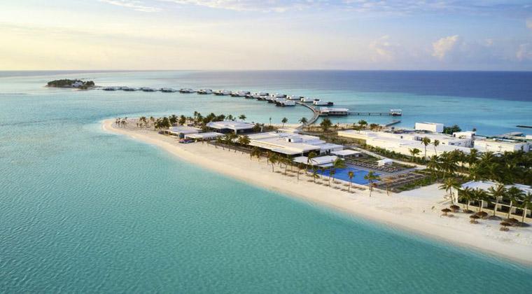 Malediven Hotel Riu Atoll