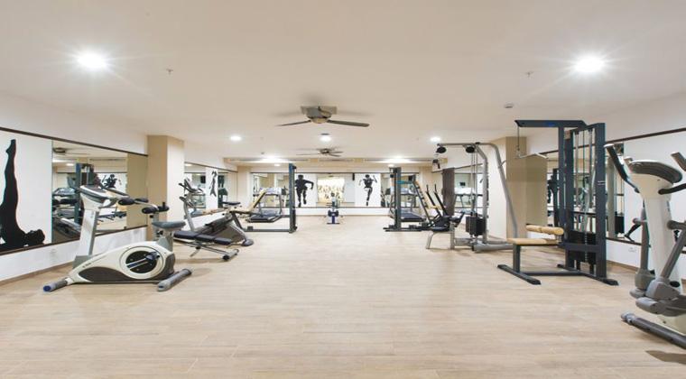 Mallorca Hotel Riu Bravo Fitness