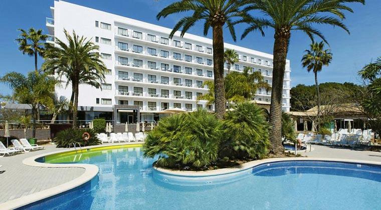 Mallorca Hotel Riu Bravo Pool
