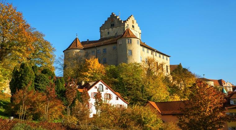 Burgen Deutschland Meersburg am Bodensee