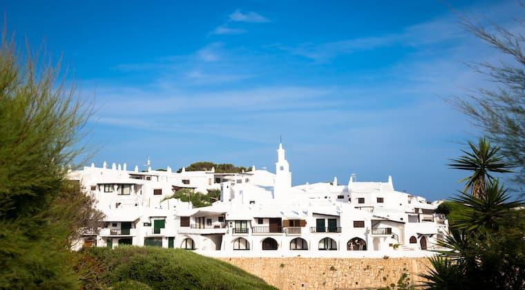 Menorca Binibeca Vell