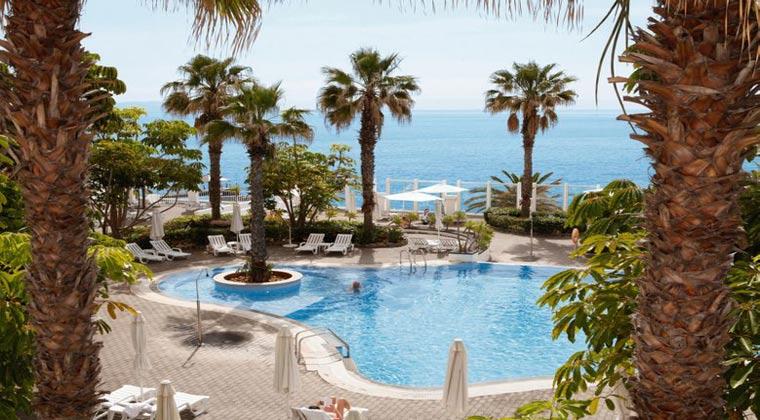 Portugal Riu Palace Madeira Pool