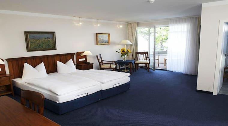 Badehaus Goor Rügen Zimmer