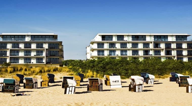 Kaiserstrand Beachhotel Bansin Usedom