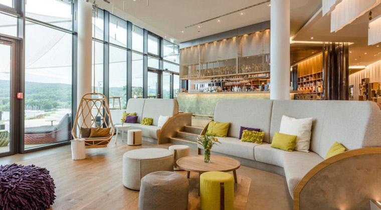 Seezeitlodge Hotel und Spa Loungebar
