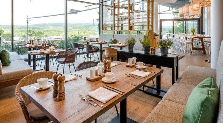 Restaurant Seezeitlodge Hotel und Spa