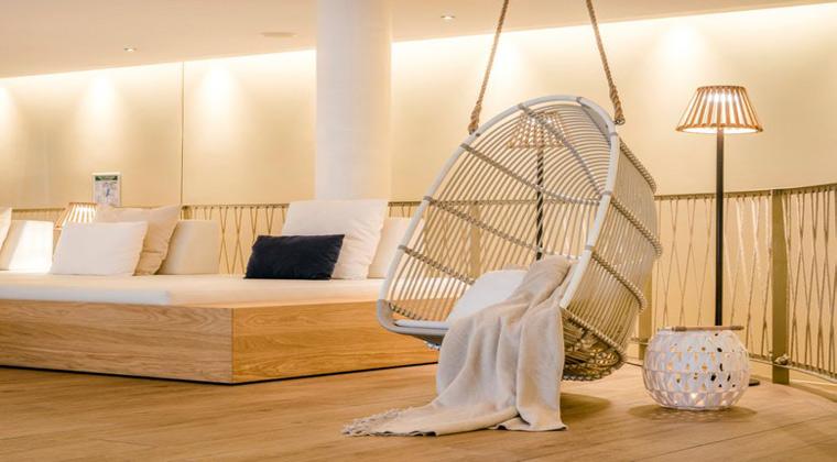 Die Wellnessbar im Seezeitlodge Hotel und Spa