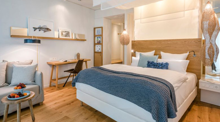 Seezeitlodge Hotel und Spa Wohnbeispiel