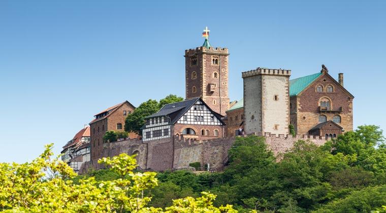 Burgen Deutschland Wartburg