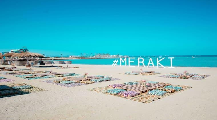 Meraki Resort Strand Ägypten