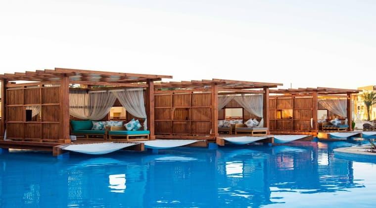 Ägypten Sharm El Sheikh Rixos Erwachsenen Hotel pool
