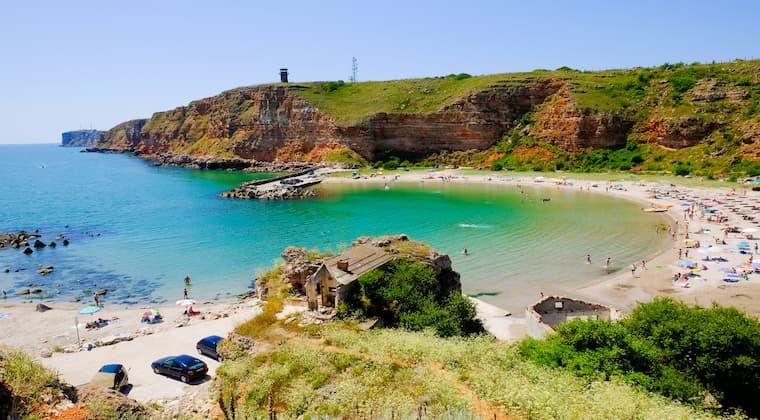 Bolata Strand Bulgarien