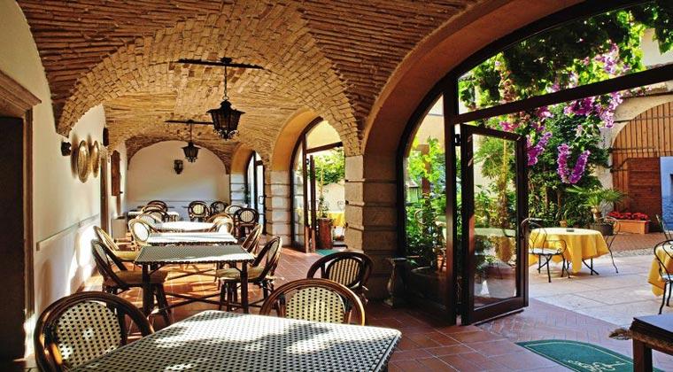 Boutique Hotel Italien Gardasee Hotel San Filis Terrasse