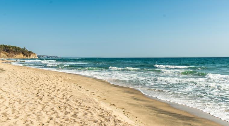 Obzor Strand Bugarien