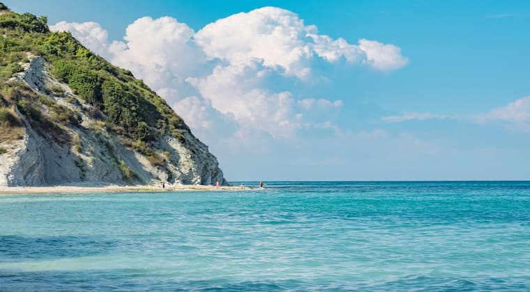 Byala Strand Bulgarien