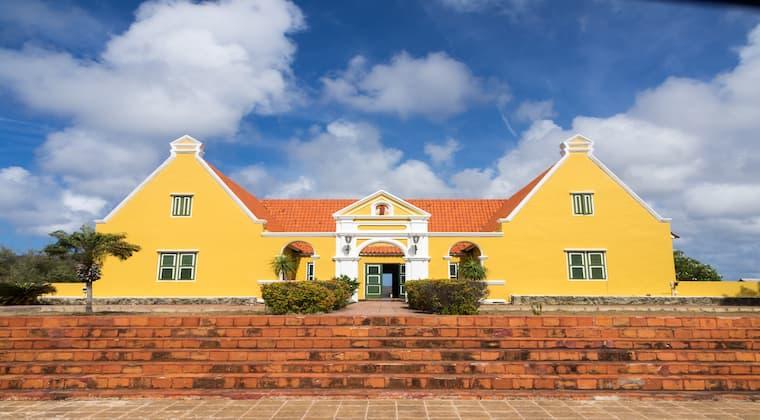 Curacao Sehenswürdigkeiten Groot Santa Martha