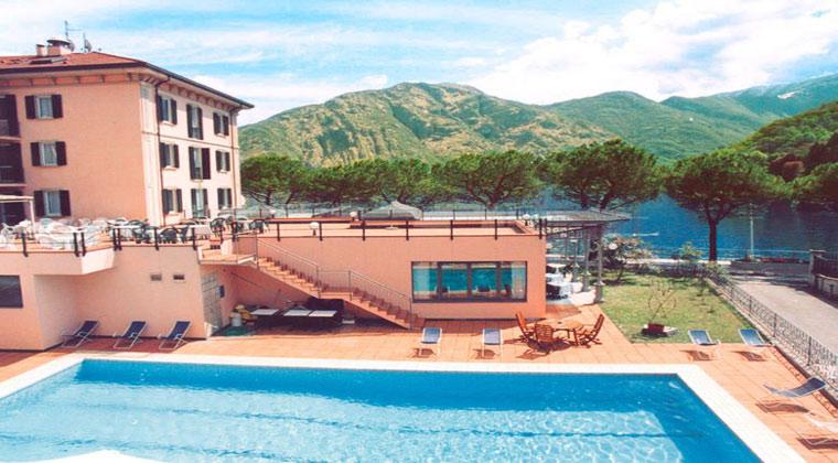 Haus am See Italien Albergo Lenno
