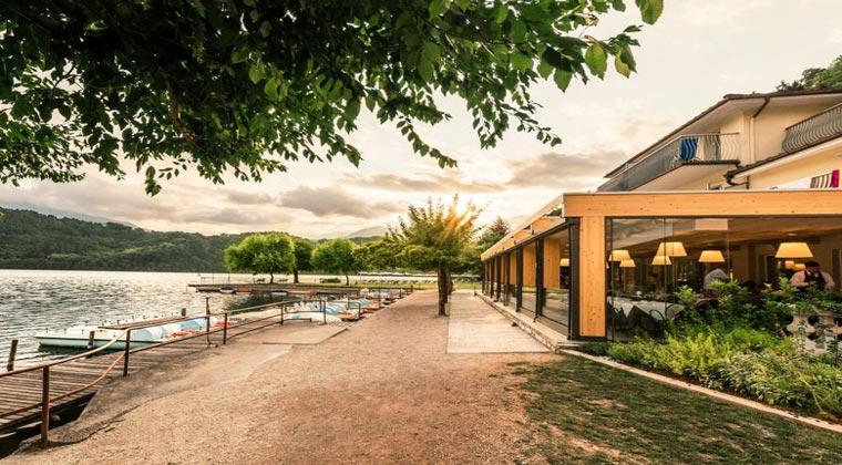 Haus am See Italien Parc Hotel du lac la Taverna