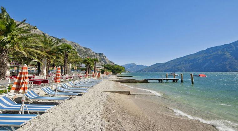 Hotel am See Gardasee Hotel Ideal Strand