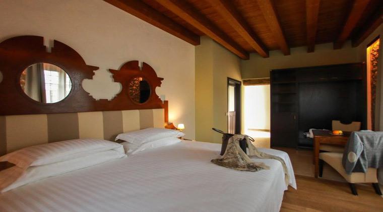 Italien Hotel Corte Regia Relais & Spa Zimmerbeispiel