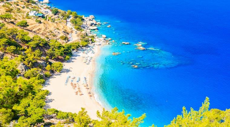 Apella Beach Karpathos Straende
